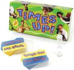 TIMES UP! Board Game