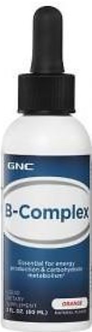 GNC B-Complex - Orange (2 fl.oz.)