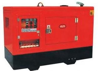 Jasco 50 Diesel 50 kVA Sound Proof Commercial Generator