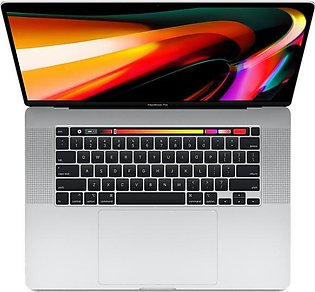 "Apple MacBook Pro 2019 16"" 512GB 2.6GHz MVVL2 Silver with Touch Bar and Touch ID"
