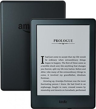 """Amazon Kindle E-reader 6"""" Glare-Free Display Built-In Audible - Includes Spec..."""