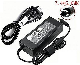 Dell 19.5v 4.62A Hp Shape Original Laptop Adapter Charger