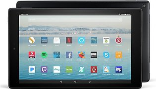 """Amazon Fire HD 10"""" with Alexa Hands-Free 64GB (7th Generation 2017) With Spec..."""
