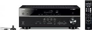 Yamaha RX-V485BL 5.1-Channel 4K Ultra HD with MusicCast AV Receiver