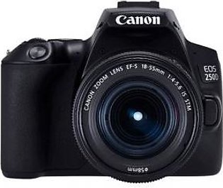 Canon EOS 250D with 18-55 mm IS STM Lens