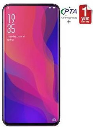 Oppo Find X - Bordeaux Red