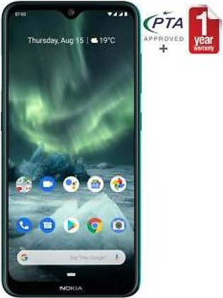 Nokia 7.2 - 64GB 4GB Cyan Green