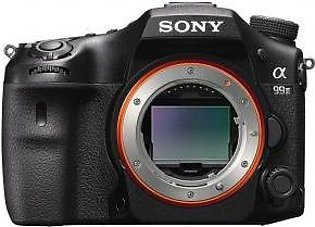 "Sony a99II 42.4MP Digital SLR Camera with 3"" LCD, Black ILCA-99M2"