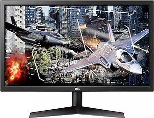 "LG 24GL600F 24"" 16:9 144 Hz FreeSync LCD Gaming Monitor"