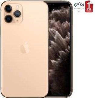 Apple iPhone 11 Pro 512GB Gold Single Sim (PTA Approved)