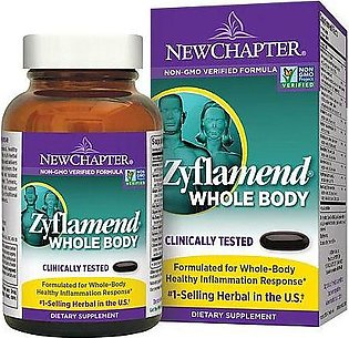 New Chapter® Zyflamend® (60 softgels)