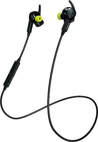 Jabra Sport Pulse Wireless Bluetooth Stereo Headset with Built-In Heart Rate Mo…
