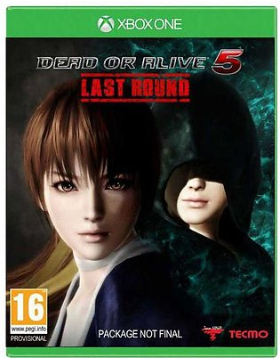 Dead or Alive Last Round XBox One