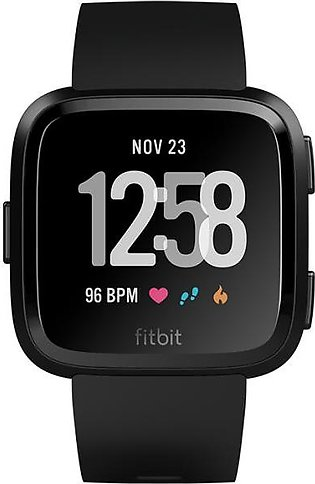 Fitbit Versa™ Watch Black
