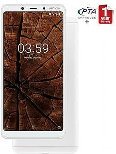 Nokia 3.1 Plus - 32GB 3GB White