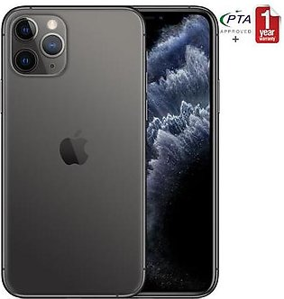 Apple iPhone 11 Pro Max 64GB Space Gray Single Sim (PTA Approved)