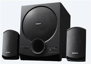 Sony 2.1ch Home Theatre Satellite Speakers SA-D20