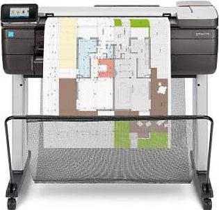 "HP DesignJet T830 24"" Multifunction Printer"