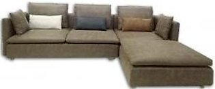 SH Connor Sectional Sofa 923 Beige