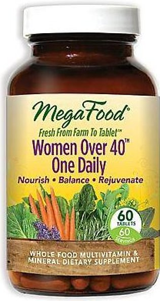 MegaFood™ Women Over 40™ One Daily (60 Tablets)