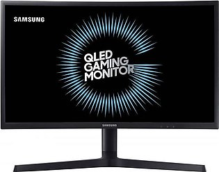 "Samsung CFG70 Series 27"" 16:9 Curved 144 Hz FreeSync LCD Monitor"