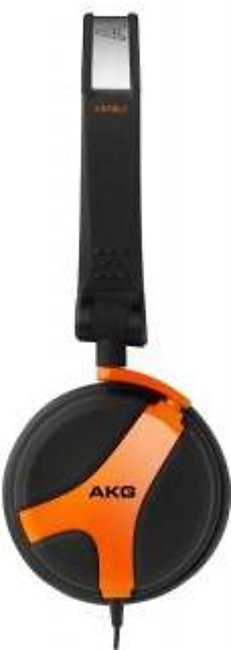 Akg K518Leorn K 518 Le Limited Edition Headphones (Orange)