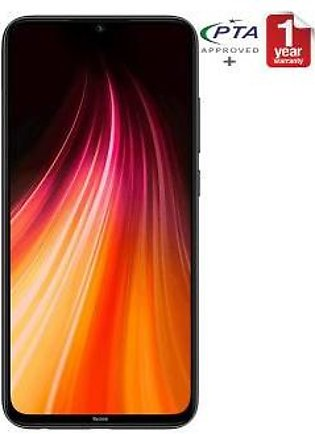 Xiaomi Mi Redmi Note 8 4GB+64GB Black