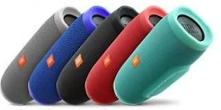 JBL Charge 3 - Portable Bluetooth Speakers