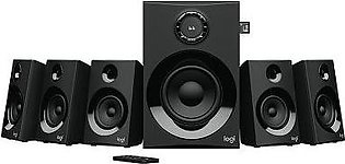 Logitech Z607 5.1 Surround Sound Speaker System