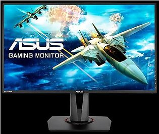 "Asus VG278Q Gaming Monitor - 27inch"" Full HD, 1ms, 144Hz, G-SYNC Compatible, ..."
