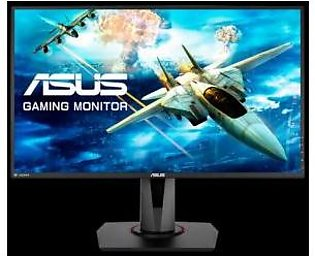 """Asus VG278Q Gaming Monitor - 27inch"""" Full HD, 1ms, 144Hz, G-SYNC Compatible, ..."""