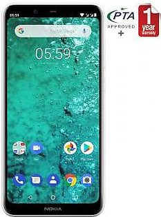 Nokia 5.1 Plus - 32GB 3GB White