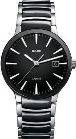 Rado Centrix Black Dial Men's Watch