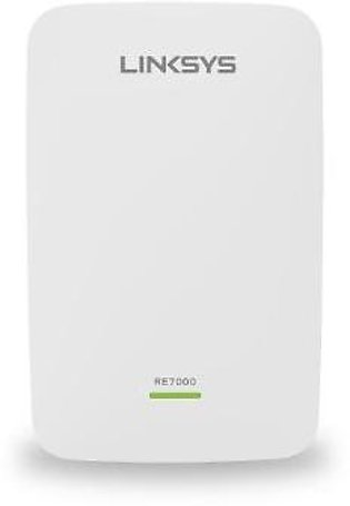 Linksys RE7000 - Max-stream AC1900+ Wi-Fi Range Extender
