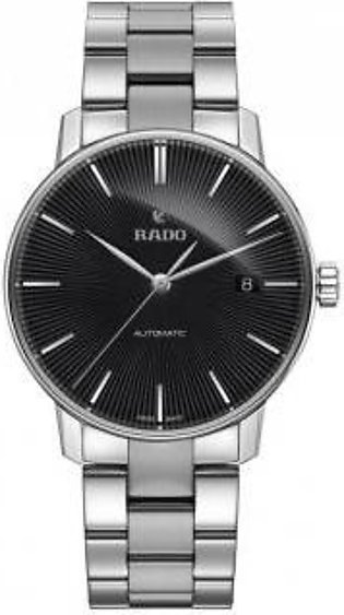 Rado Coupole Classice Autmatic Black Dial Men's Watch