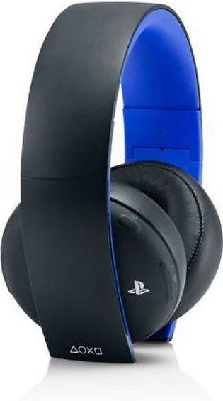 Sony Gold Wireless Stereo gaming Headset