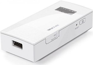 TP Link M5360 - 3G Mobile WiFi with 5200mAh Power Bank