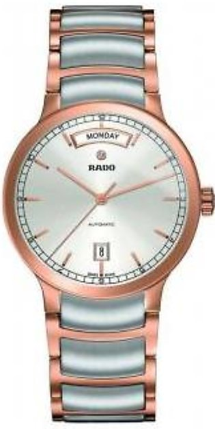 Rado Centrix Day Date Two Tone Automatic Men's Watch