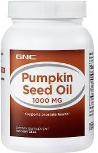 GNC Pumpkin Seed Oil 1000mg