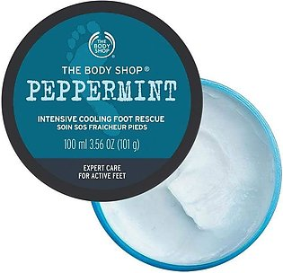 The Body Shop Peppermint Intensive Cooling Foot Rescue