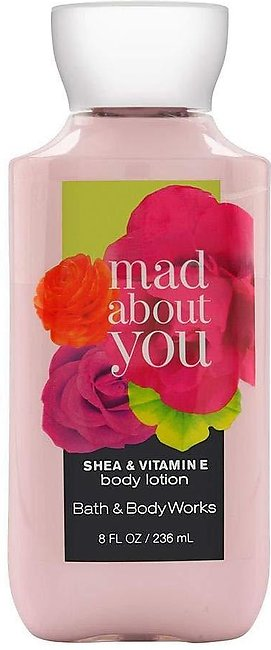 Bath & Body Works - Body Lotion Mad About You