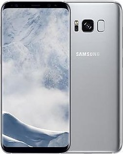 Samsung Galaxy S8+ 64GB Single Sim Silver