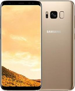 Samsung Galaxy S8 64GB Dual Sim - Gold