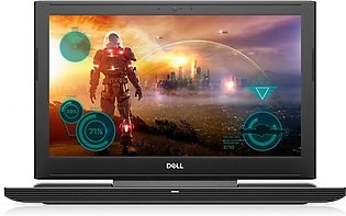 Dell i7577-5241BLK-PUS Inspiron LED Display Gaming Laptop - 7th Gen Intel Cor...