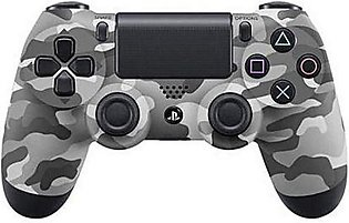 Dual Shock 4 Wireless Controller - Urban Camouflage PS4