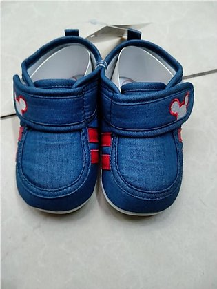 New Branded locker Shoes for kids Blue