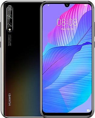 Huawei Y8p (128GB 6GB) Midnight Black Official Warranty