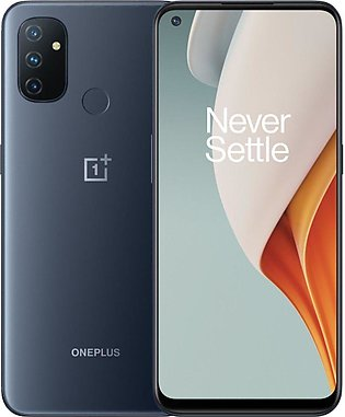 OnePlus Nord N100 (64GB 4GB) Midnight Frost With 1 Year Warranty