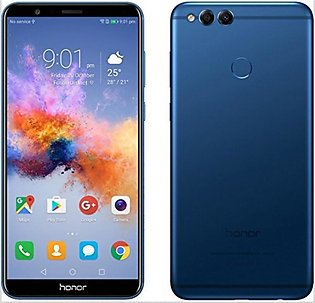 Honor 7X - Blue - Official Warranty