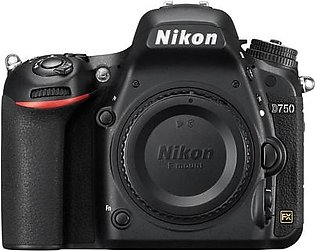 Nikon D750 FX-Format Digital SLR Body Only Camera